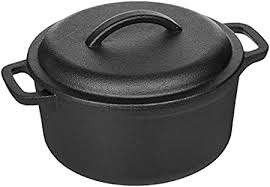 Quality cooking requires quality cookware